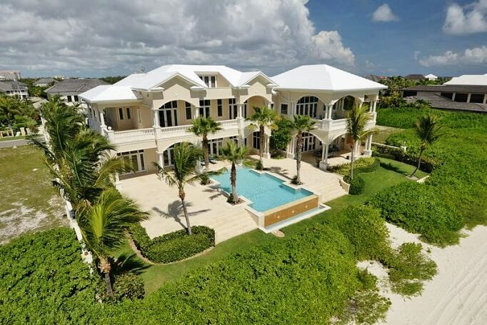 Estate in the Bahamas