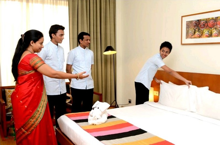 Housekeeping in The Hotel Industry