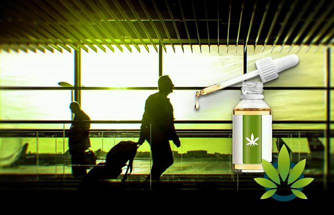 What You Have to Know Right Now About Traveling With CBD