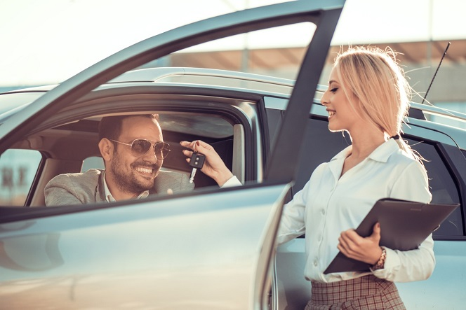 Renting a Car in Your Holiday