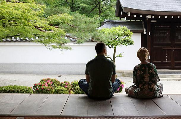 Tips on garden care for travelers